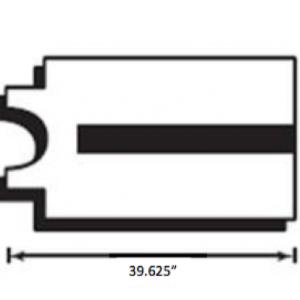 Midmark 7100 OR Table Pad